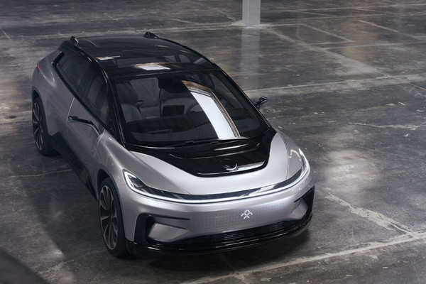 The9 & Faraday Future EV Project Settled in Hohhot, The Government Invested No Less Than 1.5 Billion Yuan.