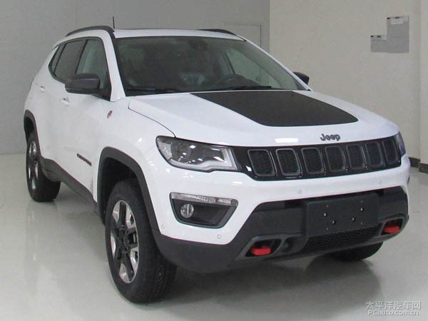 Jeep to Launch 2019 Compass in China Market, powered by 1.3T 4cyl Engine