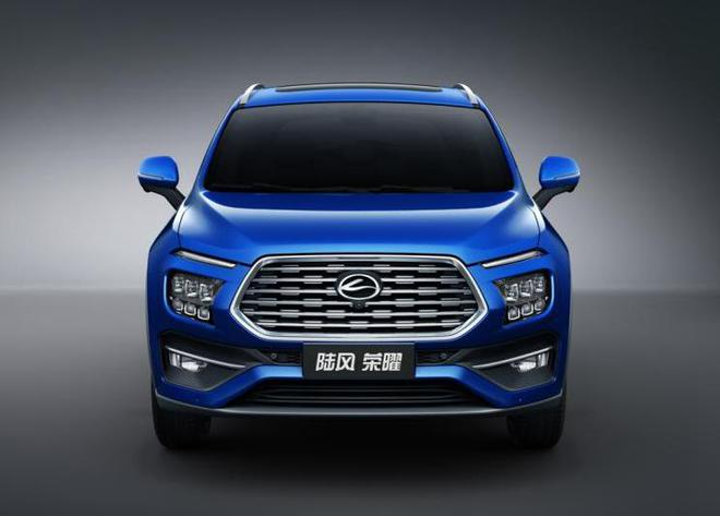 Landwind New SUV E315 Has a Chinese Name: Rongyao