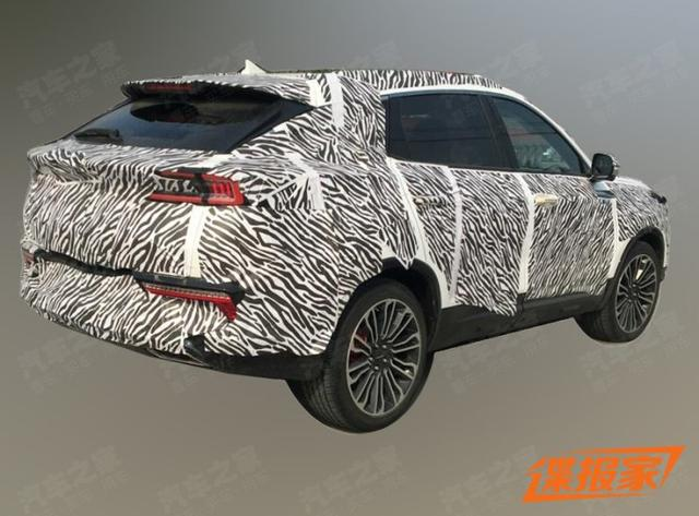 Leopaard to Launch New Coupe SUV: Ferrari Portofino Face + Interior of Peugeot 508L