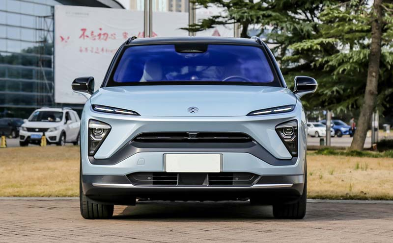 NIO ES6 Starts Pre-booking in China Market, a Pure EV with NEDC Range up to 316miles
