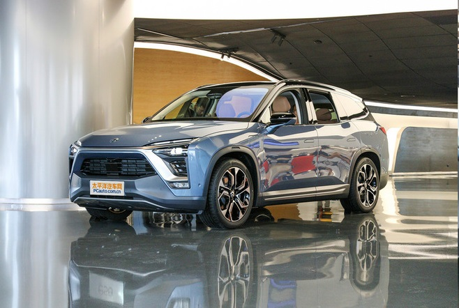 NIO Delivered Total of 3,989 ES8 in the 1st Quarter of 2019, Exceeded Expectations by 9.3%