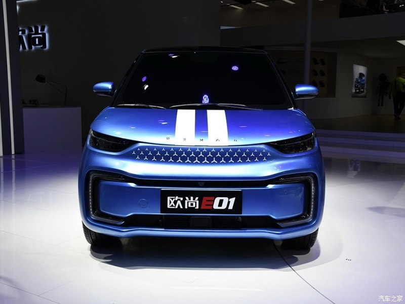 Changan Released Oshan E01, an All-New A00 Pure EV