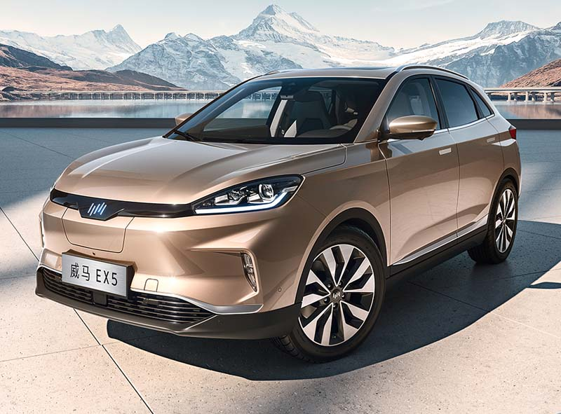 WM Motor Released L2-Level Living Pilot Smart Driving System, to be Carried on 2019 EX5
