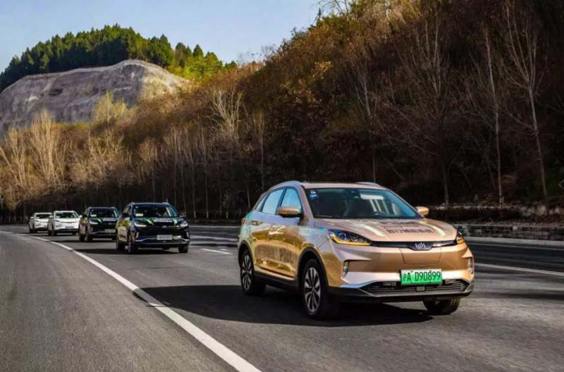China's WM Motor Completed L3 Automatic Driving Function Road Test