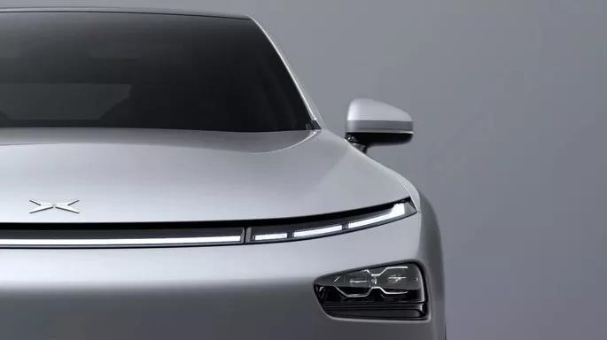 More Photos for Xpeng's Electric Coupe, Named P7, To Debut on Shanghai Auto Show 2019