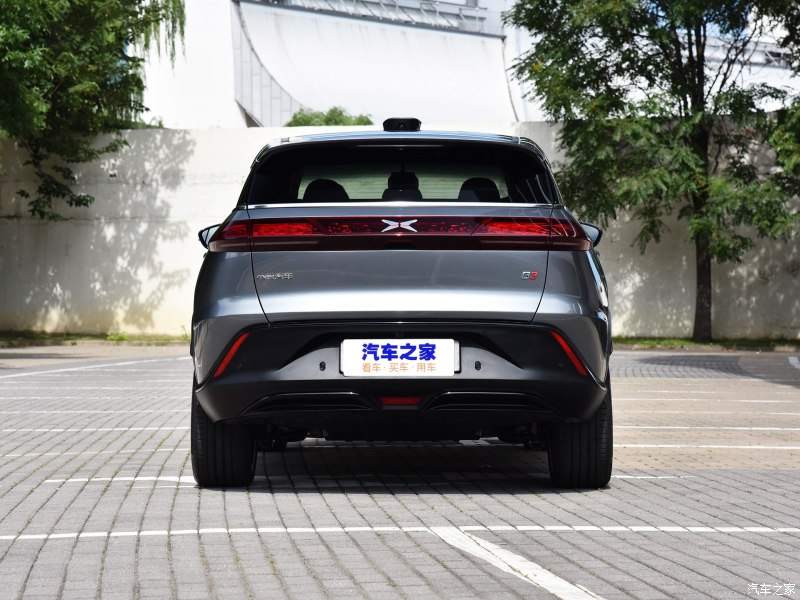 Xpeng Motors launched mass delivery for its 1st All-Electric SUV Xpeng G3