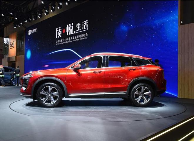 Zotye's new SUV A16 to be Released in 3rd quarter of 2019