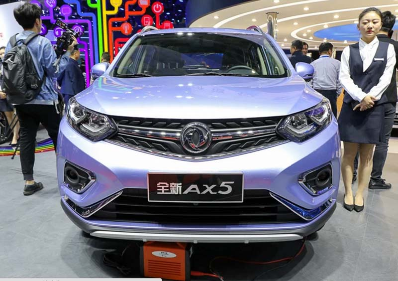 Dongfeng-Fengshen AX5 is ready in China Market