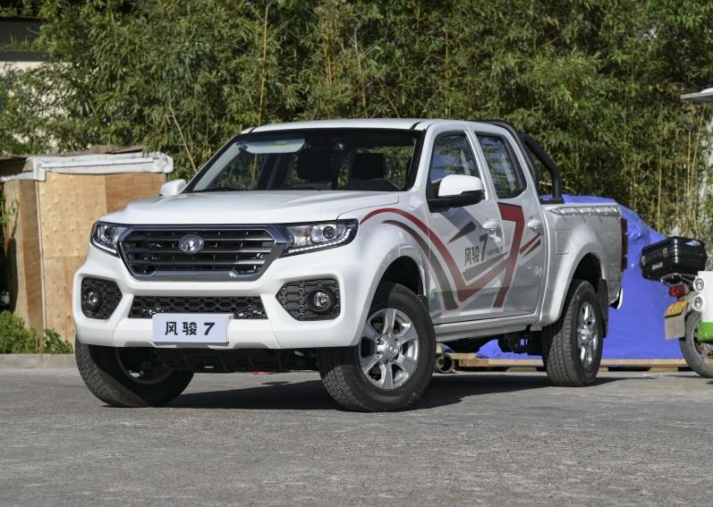 2019 Fengjun 7 Pickup is Ready in China Market, Powered by GWM's 2 0