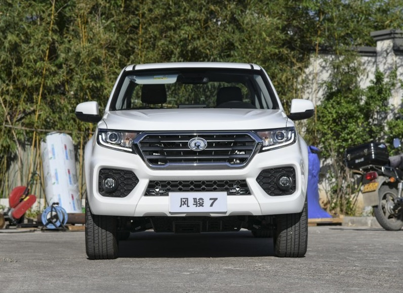2019 Fengjun 7 Pickup is Ready in China Market, Powered by GWM's 2.0T Gasoline Engine