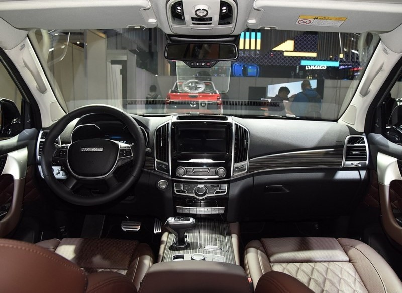 Facelift Haval H9 Made its Debut on 2019 Shanghai Auto Show