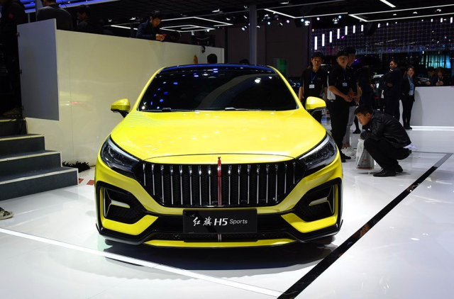 Hongqi H5 Will Received A Sport Version Soon
