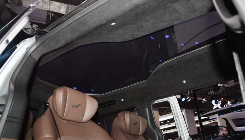 ICONIQ Motors Released Its Electric MPV - ICONIQ SEVEN II at 2019 Shanghai Auto Show