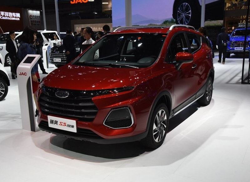 2020 JAC Refine S3 (Ruifeng S3) Technical Specs