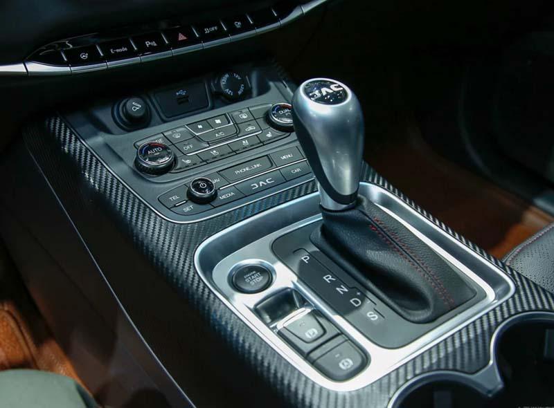 2019 JAC Refine S7 Hybrid Unveiled on 2019 Shanghai Auto Show