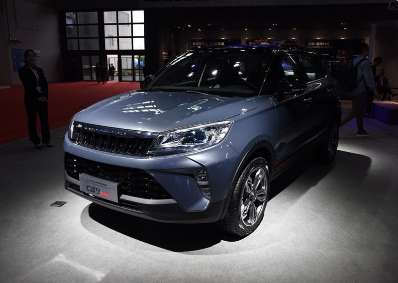 Leopaard Motors Released 2019 Leopaard CS9 on 2019 Shanghai Auto Show, Named CS9 Urban Edition