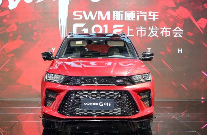 2019 SWM G01 F-Edition Is Ready In China Market
