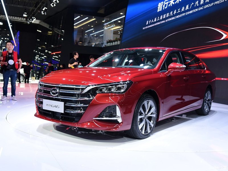 GAC Released 2019 All-New Trumpchi GA6, to Carry with L2 Auto Driving System