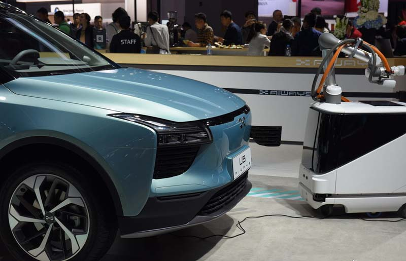 AIWAYS U5 Production Version Unveiled at 2019 Shanghai Auto Show, Will be Soon in Market