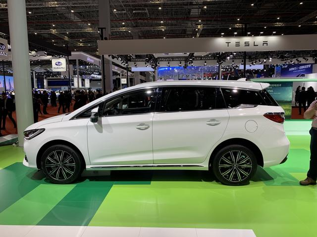 BYD Song Max to Have an EV version, Unveiled on 2019 Shanghai Auto Show, Range of 279miles