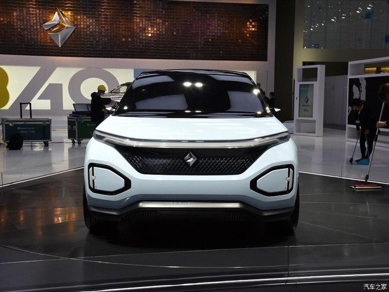 SGMW Baojun Brand Debuted RM-C Concept Car At 2019 Shanghai Auto Show