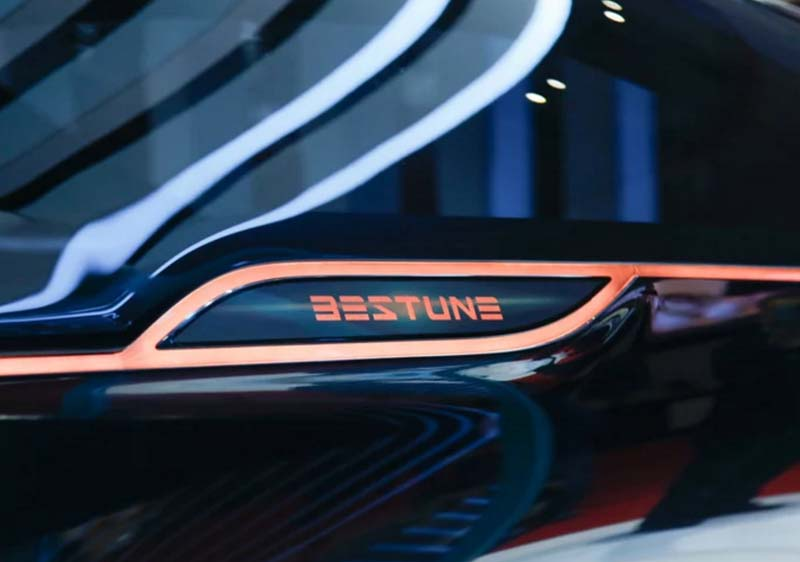 FAW-Bestune Debuted Bestune E2 Concept Car At 2019 Shanghai Auto Show