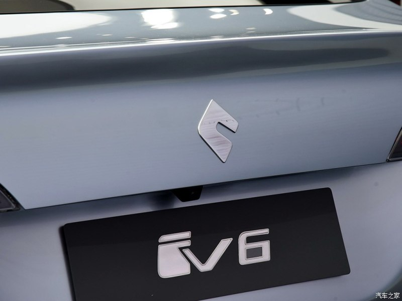 Bordrin Motors Debuted Its First All Electric SUV - Bordrin iV6, Range Reaches 379miles