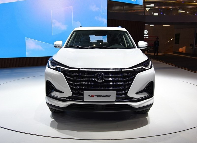 Changan CS75 Replacement model CS75 PLUS will be soon ready in China Market