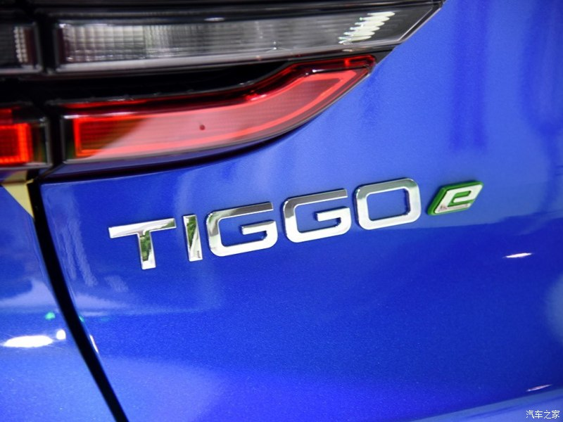 Chery New Energy Debuted a Pure Electric SUV Tiggo e, Based on Tiggo 4, Range of 249miles