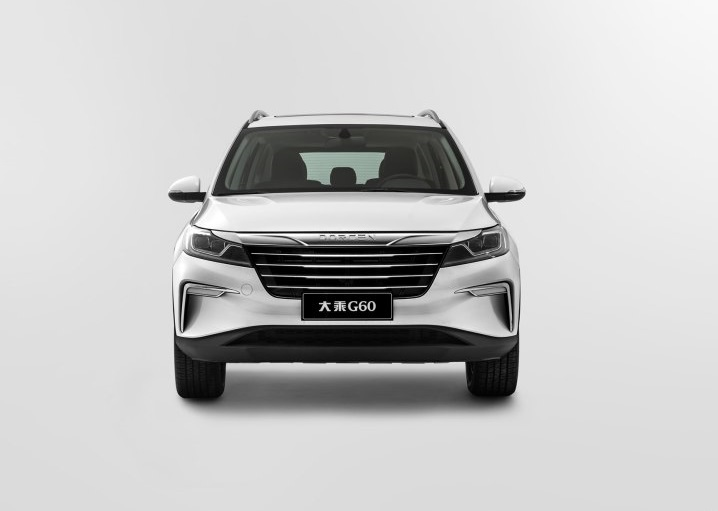 Dorcen G60 Has Gotten Model Year Revision To Meet China Emission Standard