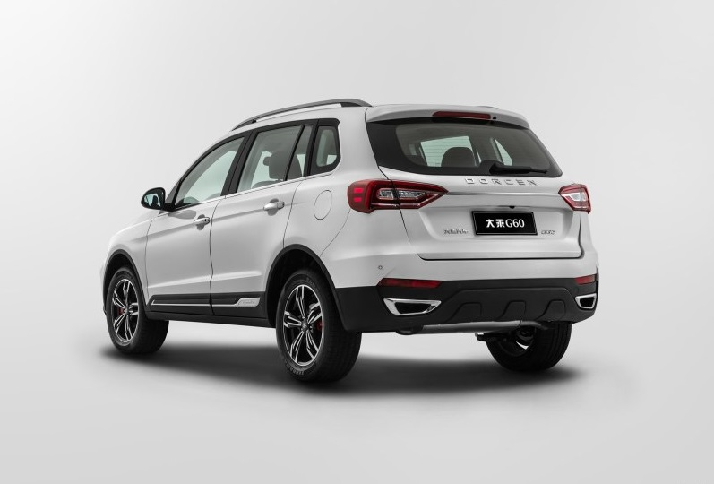 Dorcen G60 SUV is ready in market