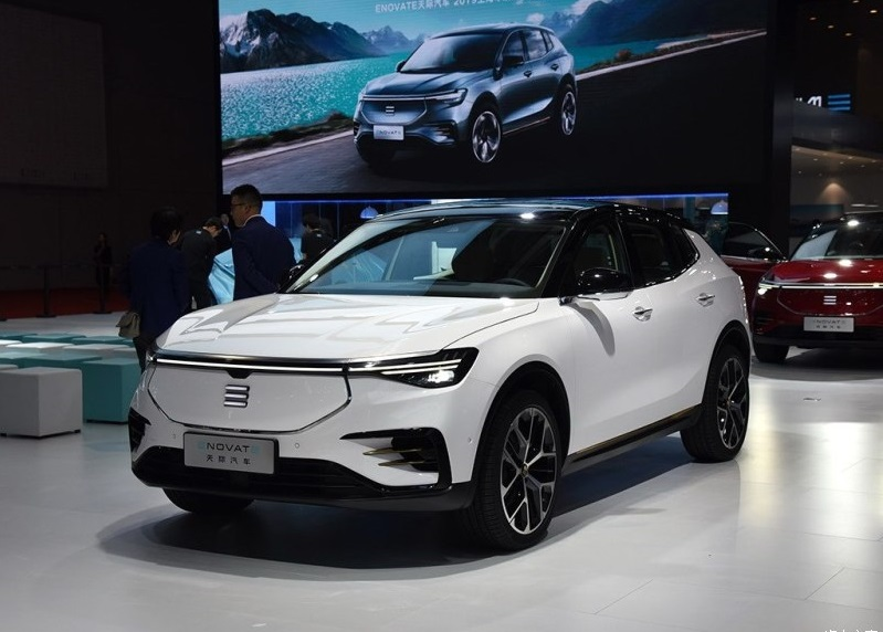 2019 Enovate ME7 (EV) Technical Specs