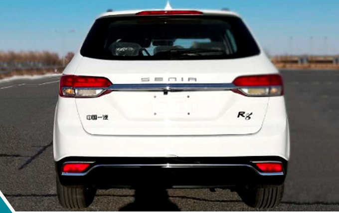 FAW SENIA Brand to Launch a New SUV SENIA R8 Based on the Current R7