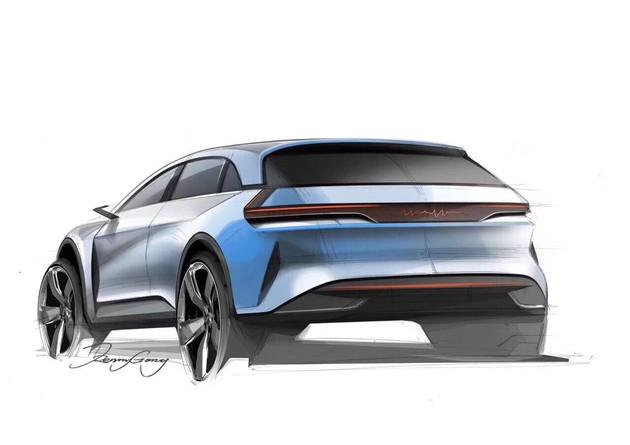 GAC-NIO Established a Joint-Venture to Release a New Brand and New EV