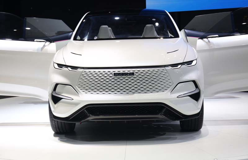 Great Wall Motors Released New Concept Car - HAVAL Vision 2025 on 2019 Shanghai Auto Show