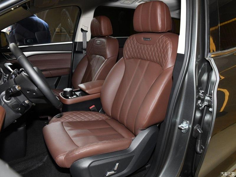 Hanteng Autos Launched Its First MPV - Hanteng V7, Price Starts at 95,800yuan in China Market