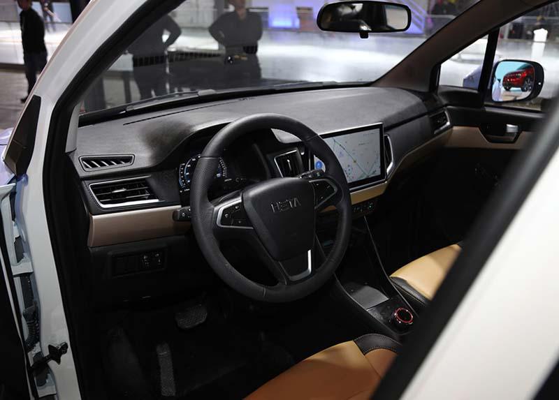 Hozon Auto's First EV NETA N01 will soon Receive a Facelift