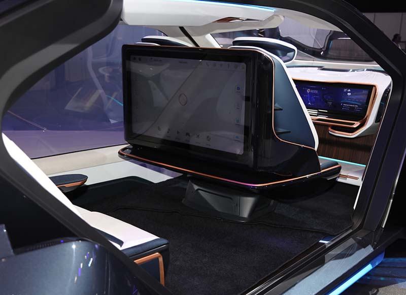 ICONIQ Motors Debuted ICONIQ MUSE Concept Car on 2019 Shanghai Auto Show, Carry L4/5 Autopilot