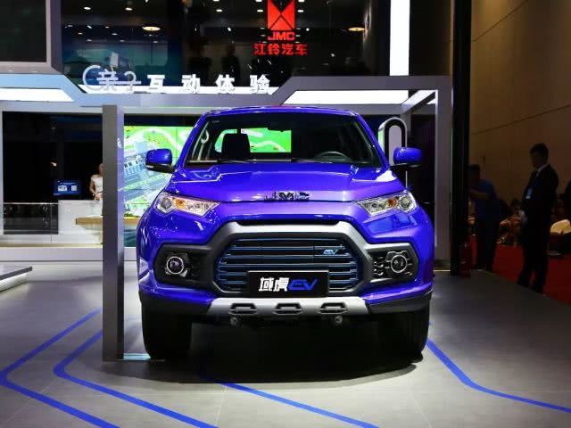 JMC Yuhu EV Pickup Is Ready in Chinese Market