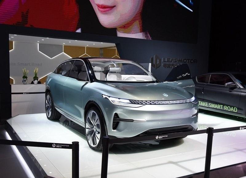 Chinese EV Startup Leapmotor Won Funding Round of US Million, Valuation of US Billion
