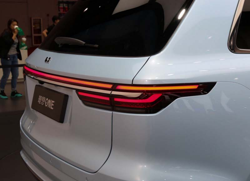 CHJ Automotive Announced Price 328,000 yuan of Its First Extended Range Electric SUV - Leading Ideal ONE, Range Reaches 497miles