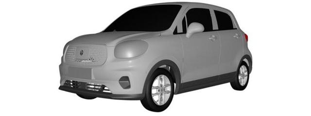 Leapmotor's Pure Electric Microcar Exposed, Internal Code T03