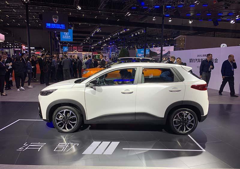 Leopaard Motors' First Pure EV - Leopaard Binge Will be Soon in China Market, Range 189miles