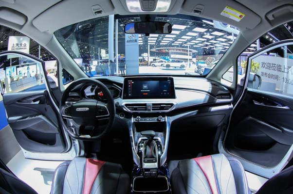 SAIC MAXUS EG50 Electric MPV Starts to Pre-sale in China Market