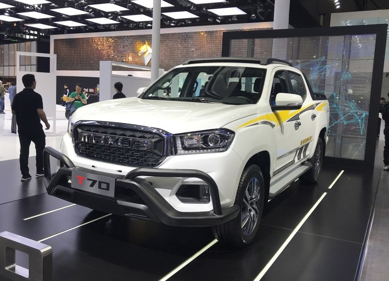 2020 SAIC MAXUS T70 Pickup Technical Specs