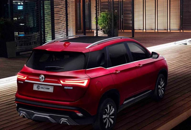 Baojun 530 to be Listed in India Market as MG Hector