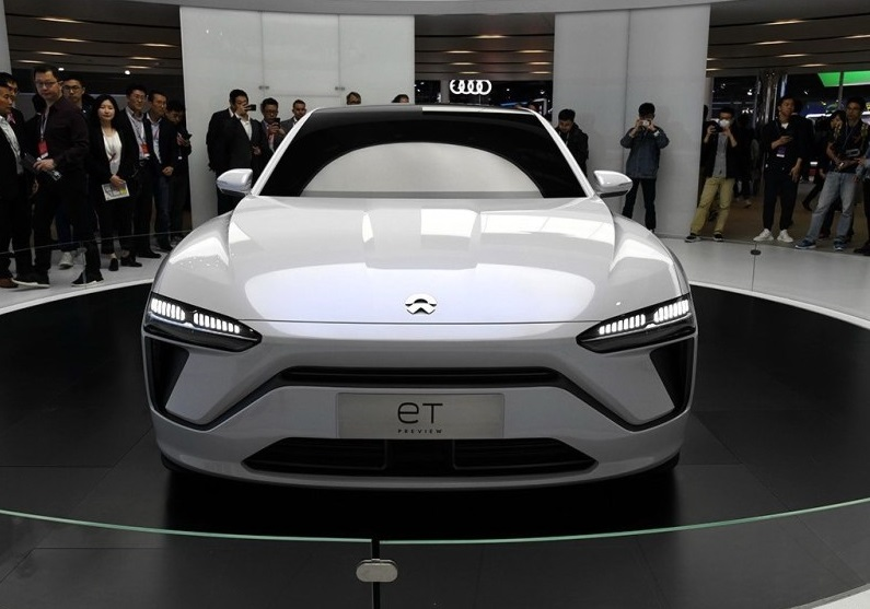 NIO Unveiled Its First Sedan Model - NIO ET7 Preview on 2019 Shanghai Auto Show, Range will be Longer than 279miles