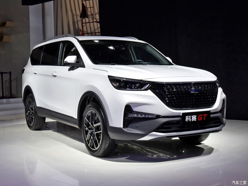 Changan Released Oshan COS1° GT on 2019 Shanghai Auto Show, Powered by Blue Whale 2.0T Engine