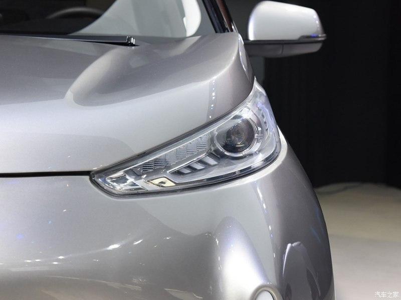 Qingyuan Auto Released its First Electric Minicar Qingyuan Xiaozun, Range of 248miles